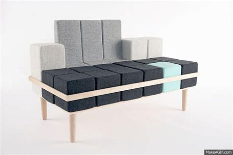 shape shifting furniture shape shifting sofa lets you be your own furniture designer