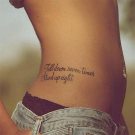 tattoo my photo up to down fall down seven times stand up eight tattoos pinterest