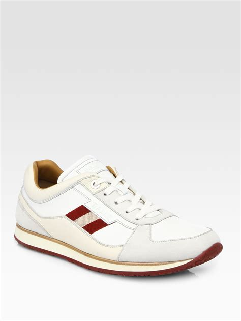 bally sneakers for bally okar37 sneakers in for lyst