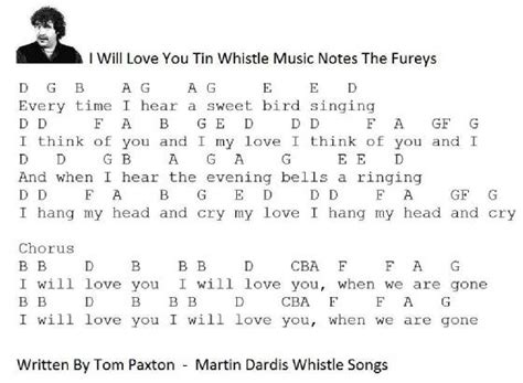 in loving memory testo i will you lyrics chords for the fureys tab