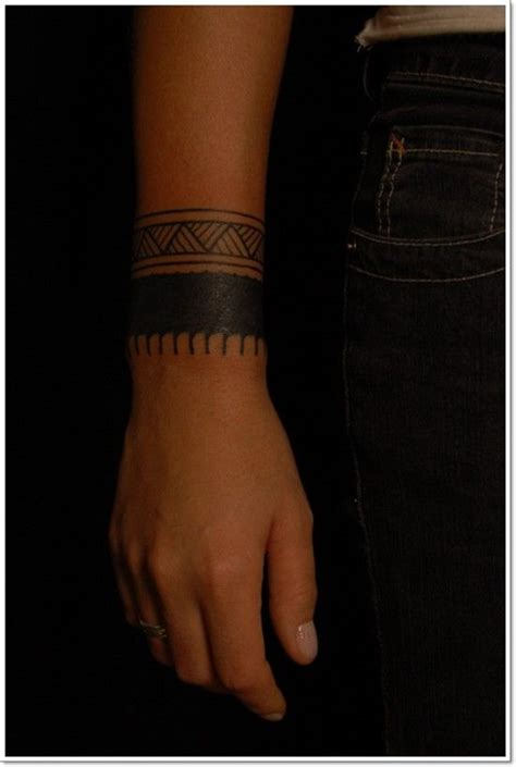 wrist band tattoos for men 136 best armband tattoos images on armband