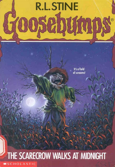 The L From The Story by J Bowman Can T Sleep Judging Books By Their Covers Goosebumps