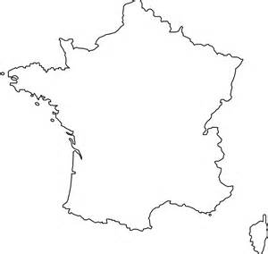 france map silhouette free vector silhouettes