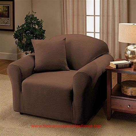 sofa chair slipcover 25 best ideas about recliner chair covers on