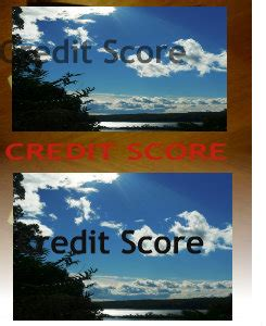 what is an acceptable credit score to buy a house credit score matters when buying a house