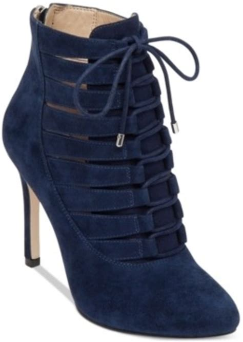 bcbg bcbgeneration belini suede lace up booties s