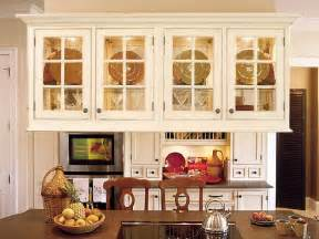 simple ways to choose the glass kitchen cabinet doors my