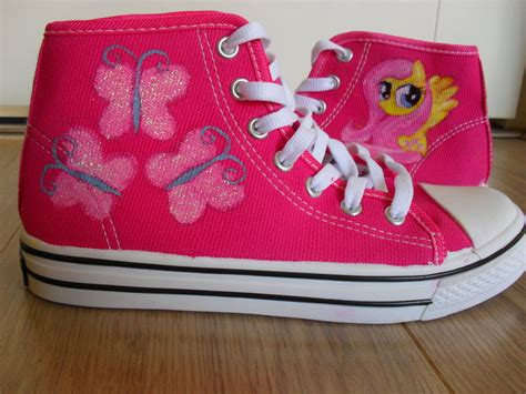 my pony sneakers my pony shoes by xxdaniekxxx on deviantart