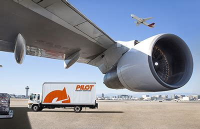 pilot freight services introduces  ground services