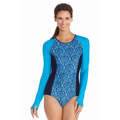 Sleeve Swimsuit coolibar upf 50 s sleeve swimsuit ebay
