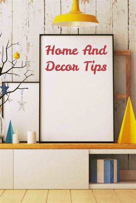 tips on home decor home decorating ideas interior design room wall