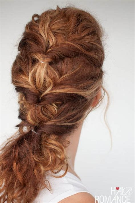 Easy Fast Hairstyles by Twenty Hairstyles For Work And Easy Hairstyles You