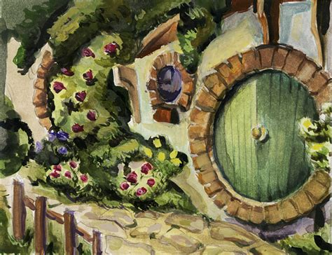 buy hobbit house hobbit house by rabbit seeker on deviantart