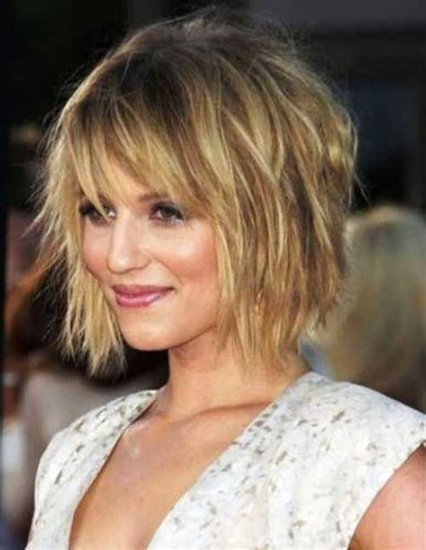 messy bob hairstyles on older women 25 short layered bob hairstyles bob hairstyles 2017