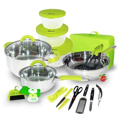 Oxone Cookware Set oxone indonesia