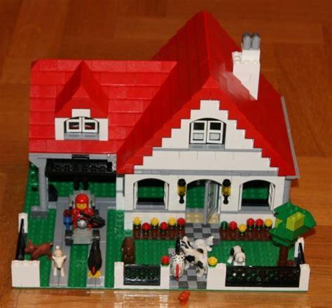 Building a Lego House