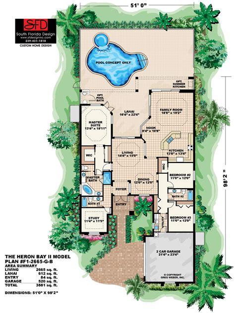 narrow lot florida house plan 21650dr 1st floor master best 28 narrow lot florida house plan florida house