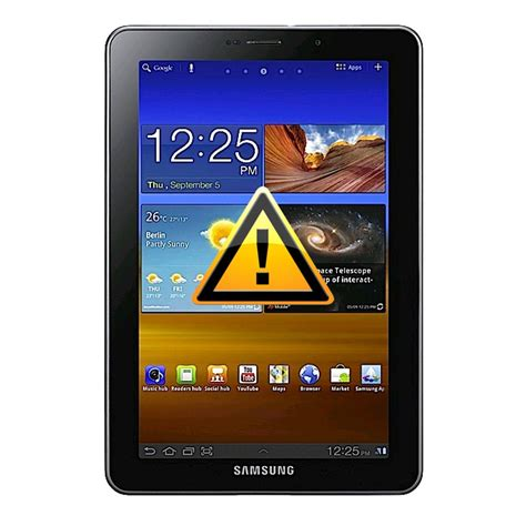 Samsung Tab P6800 samsung p6800 galaxy tab 7 7 sim card reader repair