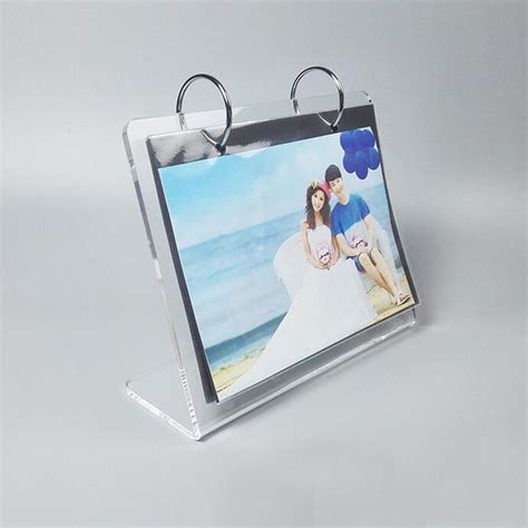 acrylic desk calendar holder compare prices on acrylic calendar stand online shopping