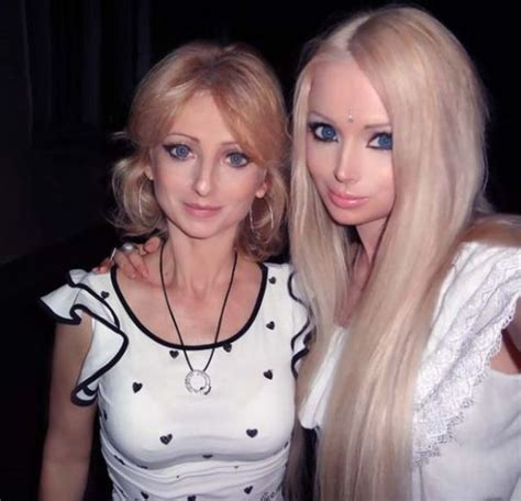 human barbie doll family real life barbie gives her friends and family a makeover