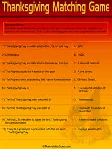thanksgiving matching game thanksgiving day colored matching game template