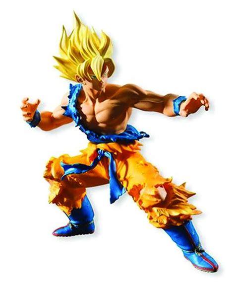 Series Saiyan Goku saiyan goku z molded figure styling series at cmdstore