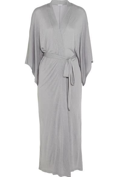designer shop eberjey at net a porter net eberjey colette jersey robe net a porter