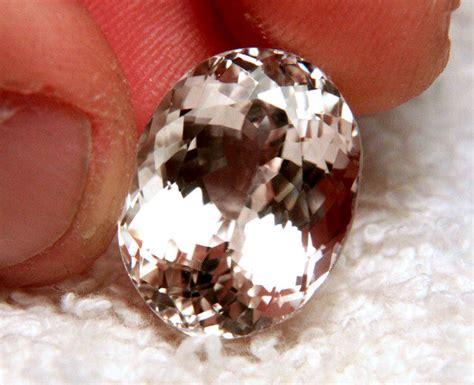 Kunzite Spodumene 12 Carats 19 3 carat vvs white himalayan kunzite gorgeous