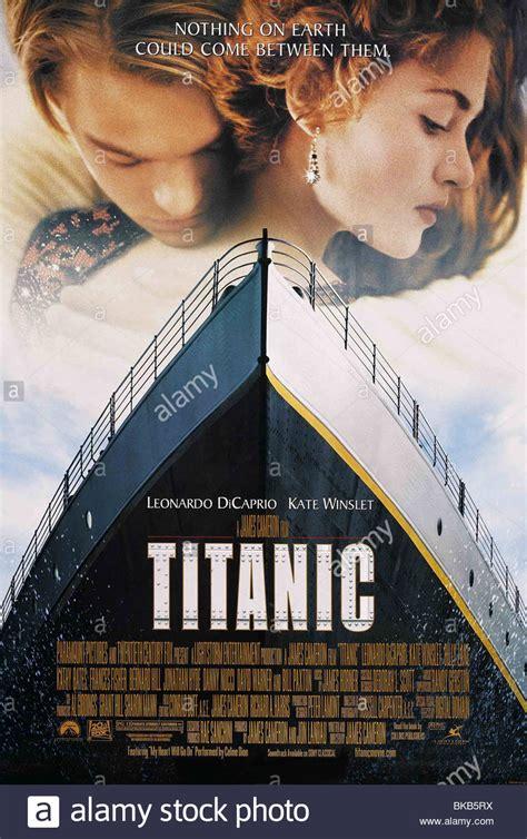 film titanic jahr james cameron kate winslet titanic stockfotos james