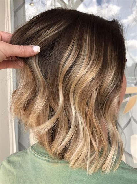 hair color ideas for length hairstyles 2018 fashionsfield