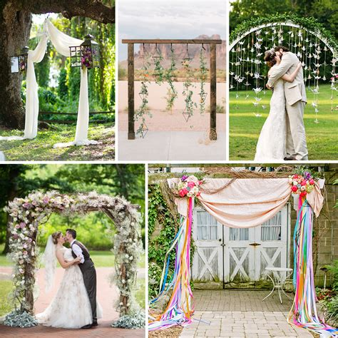Wedding Arbor by Wedding Arbor Decor For Any Theme Fiftyflowers The