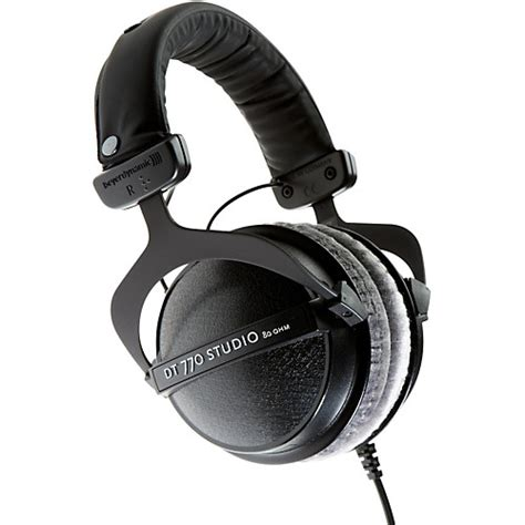 Headphone Studio beyerdynamic dt 770 studio headphones guitar center