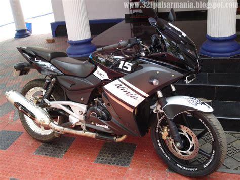 Spare Part Yamaha R15 motorrad customiz pulsar 220 with yamaha r15 side panels