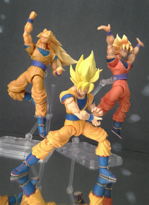 Shf Goku Ss3 Renewal goku by 0pt1c5 on deviantart