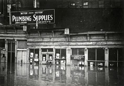 Plumbing Supply Cincinnati by 33 Best Images About 1937 Flood Ohio River On January 26 Sign And Vines