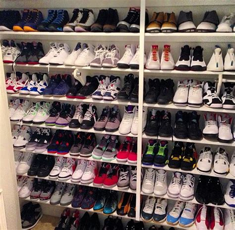 mayweather shoe collection 16 ways former nba gilbert arenas spends