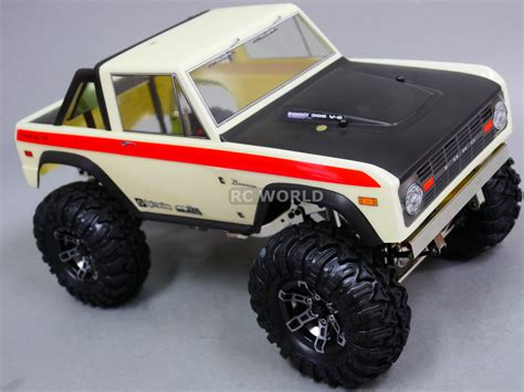Ford Bronco Rc Rock Crawler by Rc Truck 1 10 Gmade Ford Bronco 4x4 Rock Crawler 2 2 Rtr