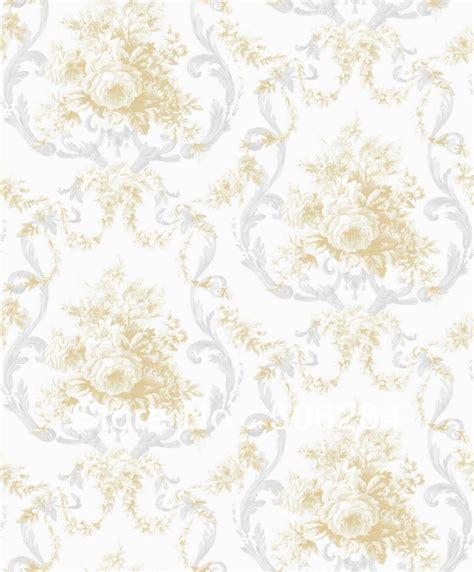 white vintage pattern cream and white wallpaper wallpapersafari