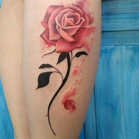 21 beautiful rose tattoo ideas for women page 2 of 2