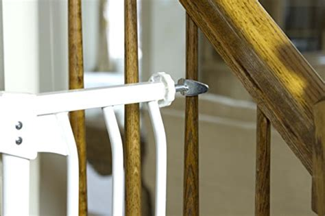 dream baby banister gate adapter dreambaby banister gate adaptors silver import it all