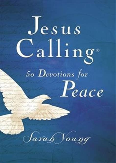 jesus calling 50 devotions for books jesus calling 50 devotions for peace hardcover