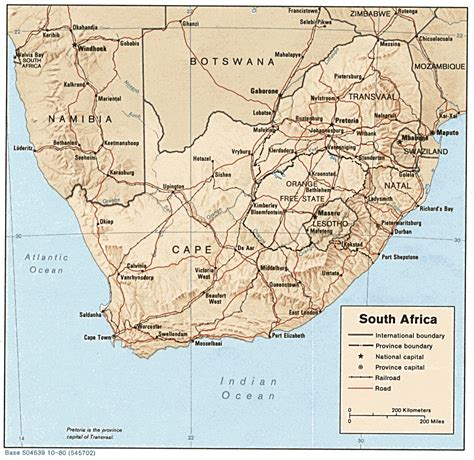 south africa map images reisenett south africa maps