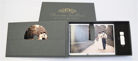 elegant usb cd dvd photo prints gift box usb
