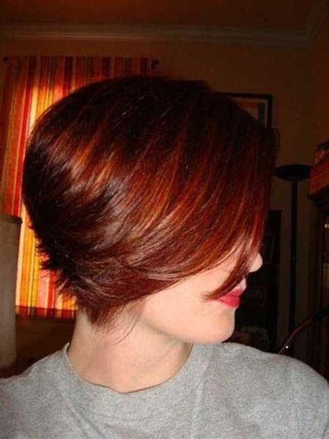 hairstyles color and cut 20 best graduated bob hairstyles short hairstyles 2017