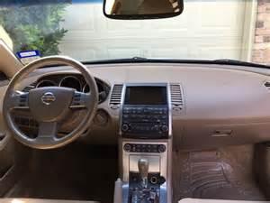 2007 Nissan Maxima Interior 2007 Nissan Maxima Pictures Cargurus