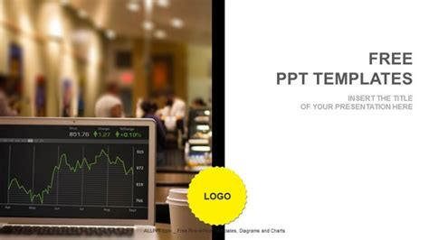 stock market ppt templates free stock market rates finance ppt templates free