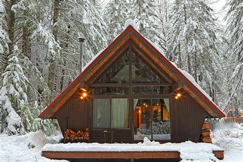 A Frame Cabin near Tacoma