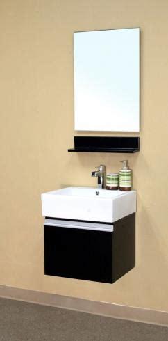 21 inch single sink bathroom vanity in espresso