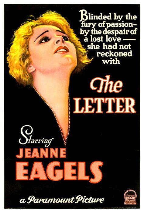 Release Letter Wiki the letter 1929