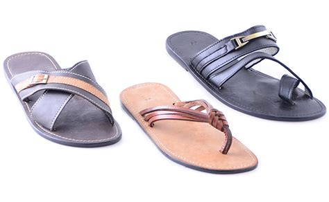 Handmade Mens Slippers - dealdey s handmade leather slippers
